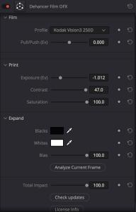Dehancer Film OFX 0.5.3