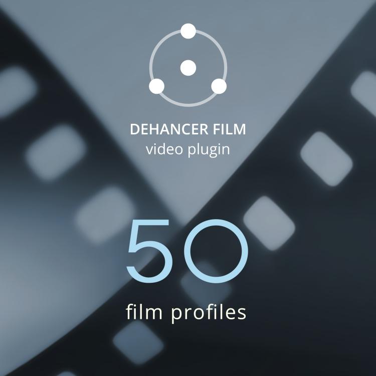 50 film profiles
