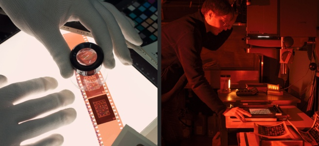 How we build film profiles