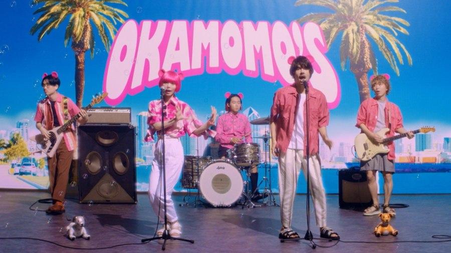OKAMOMO'S - アイアムモモ