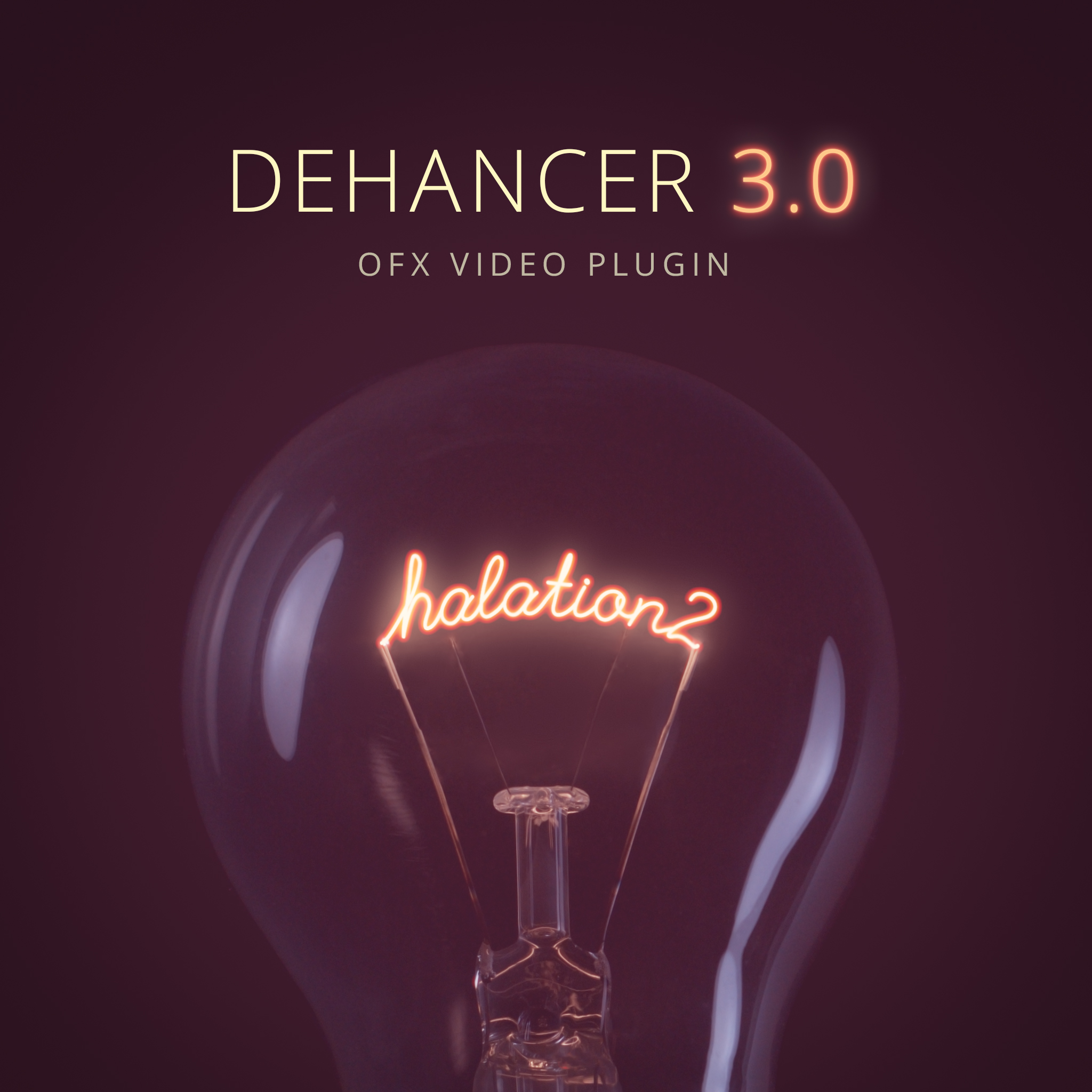 Dehancer 3.0 Halation