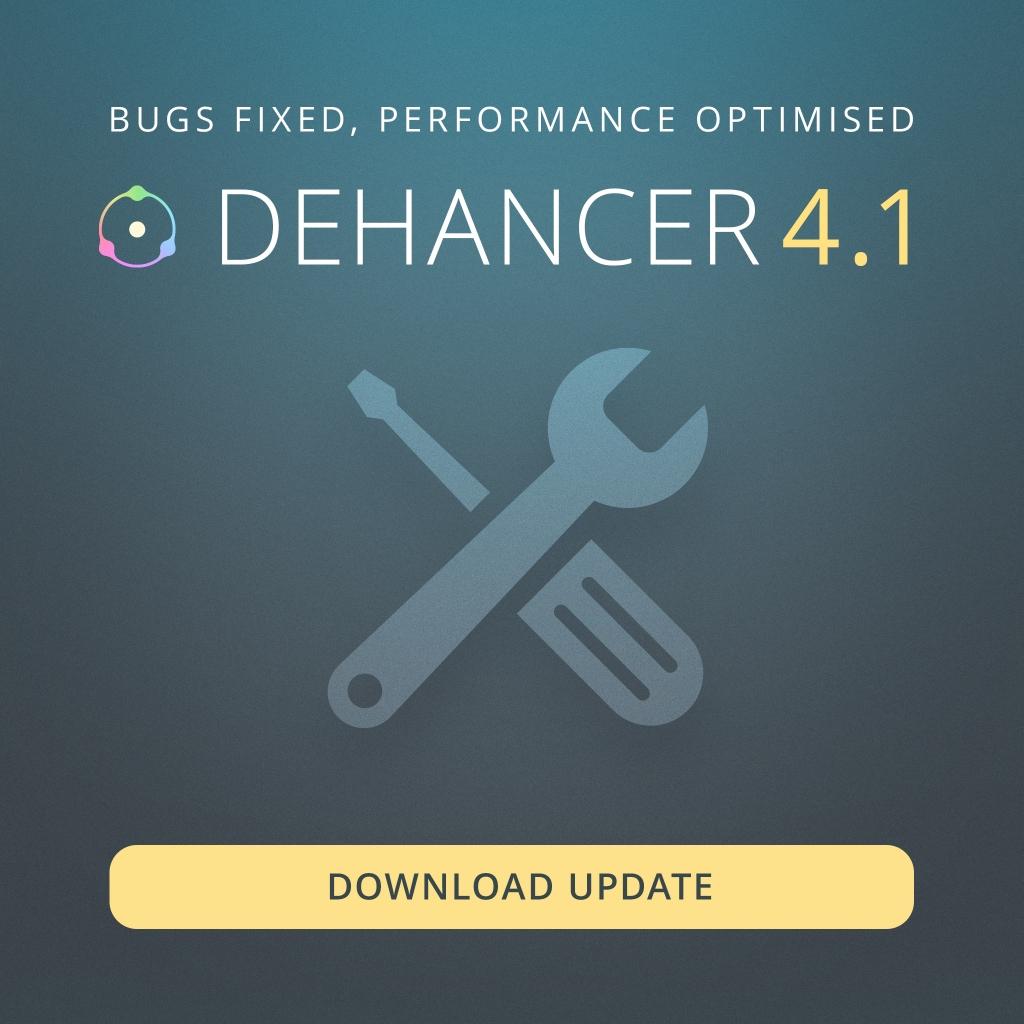 Dehancer 4.1.0
